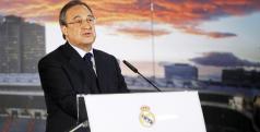 O presidente do Real revela fatos sobre algumas transferências ocorridas