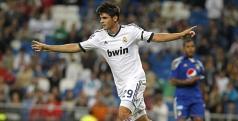 Juventus e Inter de Milão demonstram interesse no atacante