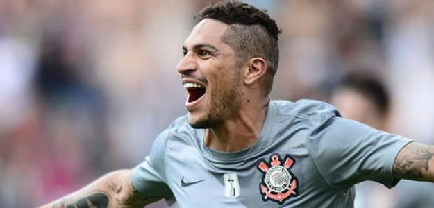 Paolo Guerrero tem contrato com o Corinthians até 30 de junho, mas não acertou prorrogação do vínculo