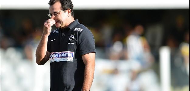 Enderson Moreira, ex-Santos, é o novo técnico do Atlético-PR