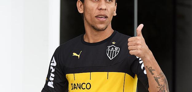 Marcos Rocha é um dos atletas mais valorizados do elenco atleticano