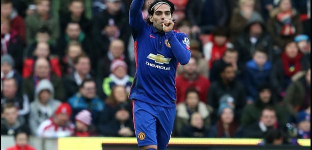 Falcao Garcia pode sair do Manchester United para Liverpool ou Chelsea