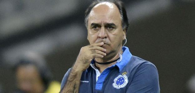 Marcelo Oliveira acertou com o Palmeiras nesta segunda-feira