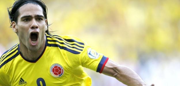 Atacante colombiano Falcao García está perto de acerta transferência para o Chelsea na próxima temporada