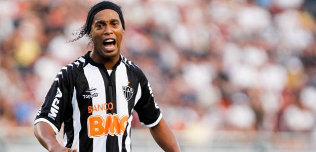 Ídolo do Galo, Ronaldinho praticamente descartou a ida ao Cruzeiro