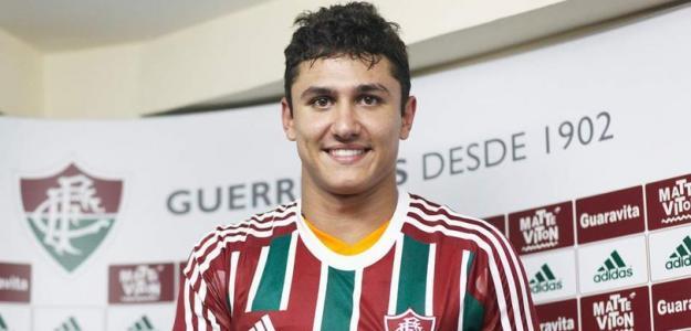 A diretoria do Fluminense recebeu na semana passada uma proposta do futebol árabe para contratar o meia Vinícius