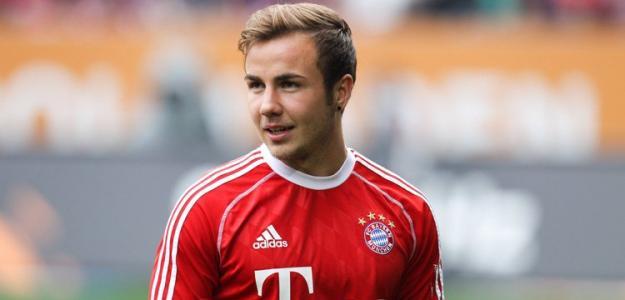 Götze fez ótima temporada pelo Bayern de Munique. Mas, de acordo com Struth, não foi utilizado em momentos importantes