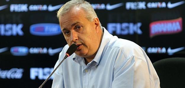 Presidente do Corinthians afirmou que o clube está de olho em Teo Gutierrez