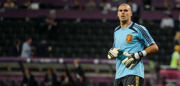 Valdés poderá defender o Valencia