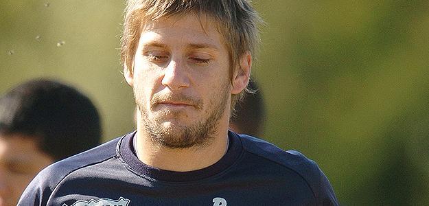O atacante uruguaio foi revelado pelo Liverpool em 2006