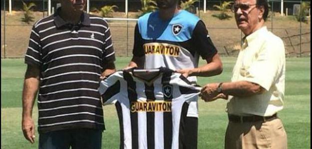 Renan Fonseca já jogou na Série B pelo Santa Cruz