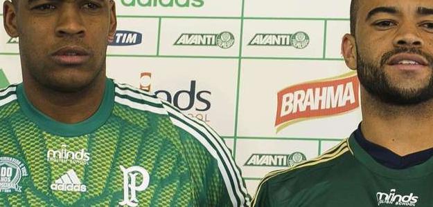Jailson foi apresentado como novo goleiro do Verdão