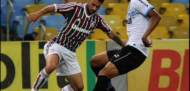 Rafael Sobis rescinde de maneira amigável com Fluminense