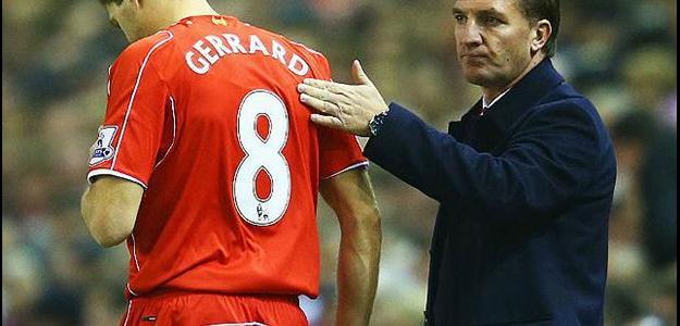 Técnico confirmou que Liverpool apresentou proposta para renovação a Gerrard