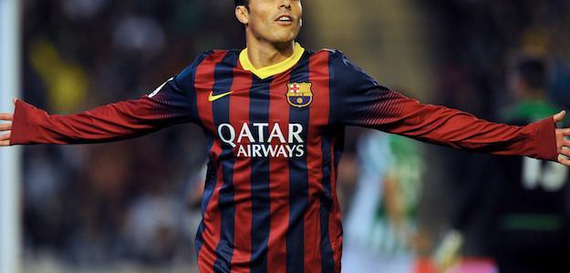 Pedro estaria insatisfeito com a reserva no Barcelona