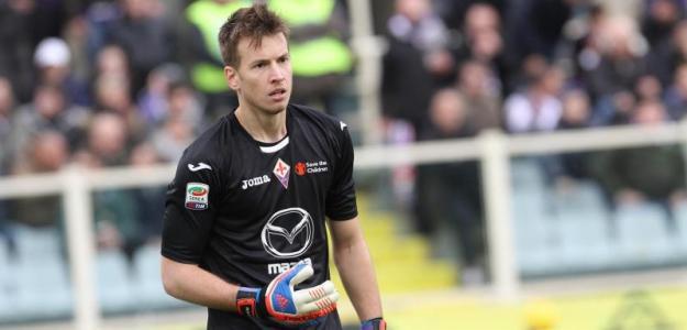 Desde 2011, na Fiorentina, Neto vive ótima fase