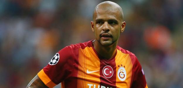 No Galatasaray desde 2011, Felipe Melo manifestou interesse em retornar ao futebol brasileiro