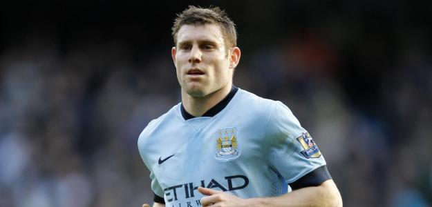 James Milner ganhou a posição de titular no Manchester City