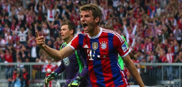 Thomas Müller é um dos principais jogadores do Bayern de Munique já alguns anos
