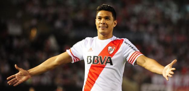 O atacante deixou bem claro que não permanecerá no River Plate