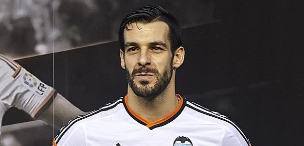 Negredo, do Valencia, está perto de acertar com o Milan