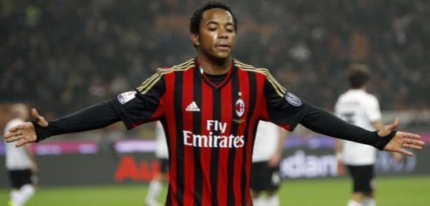 Robinho ainda não foi descartado dos planos do Flamengo