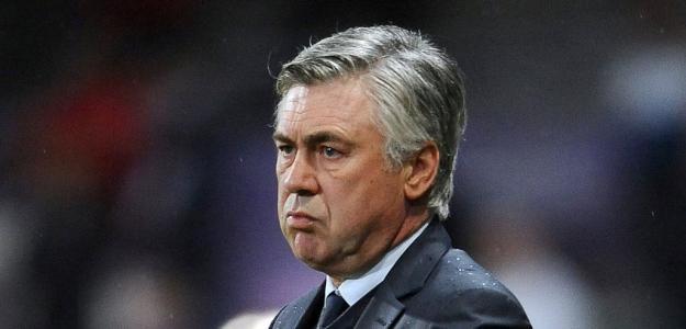 Carlo Ancelotti não vive um bom momento no Real Madrid