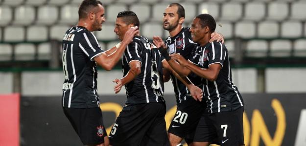 Corinthians venceu Cruzeiro na estreia do Brasileirão