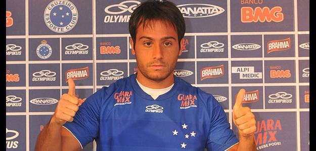 Cruzeiro não quis renovar o empréstimo do atleta