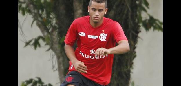 O jogador foi destaque do Carioca 2013