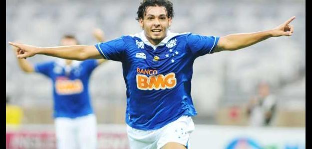 Ricardo Goulart poderia entrar para o futebol europeu