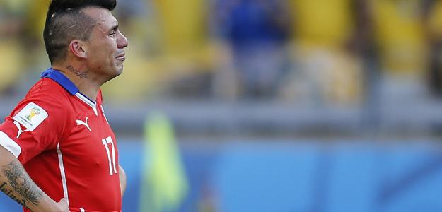 Gary Medel se destacou na Copa do Mundo e pode reforçar a Inter de Milão na próx