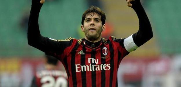 Kaká afirmou que seu desejo, se sair do Milan, é jogar na MLS
