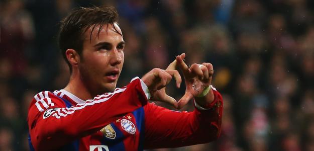 Mario Gotze pode ser negociado pelo Bayern de Munique