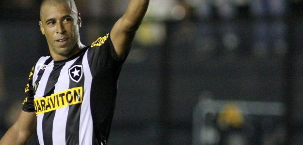 O meia não teve grandes atuações com a camisa do Botafogo