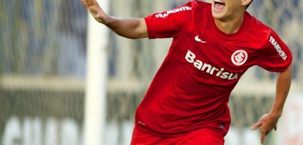 Otávio marcou sete gols pelo Inter