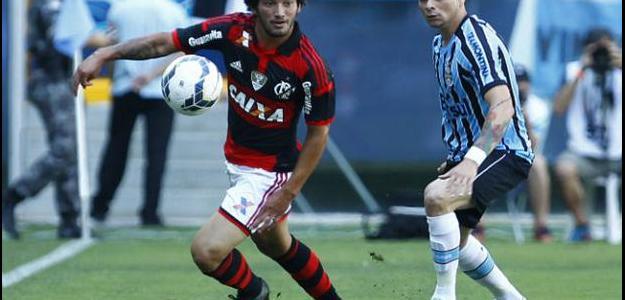 Grêmio terminou o Campeonato Brasileiro de 2014 na sétima colocação da tabela