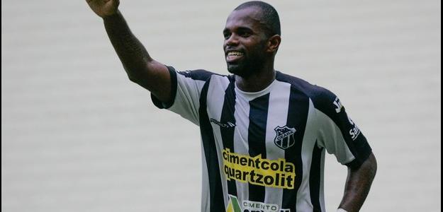 A última passagem do jogador foi pelo Ceará