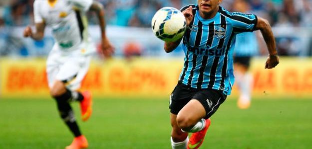 Dudu deve deixar o Grêmio para ir à São Paulo