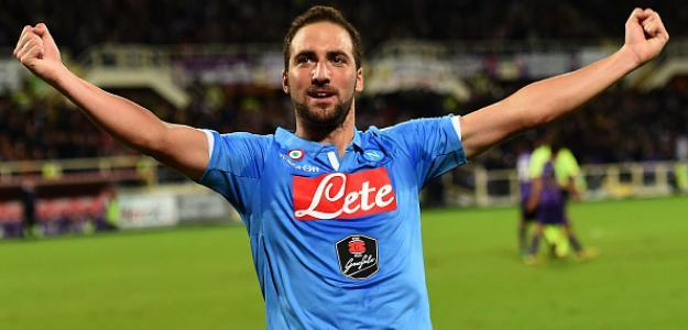 Higuaín revelou abertamente que pretende deixar o Napoli