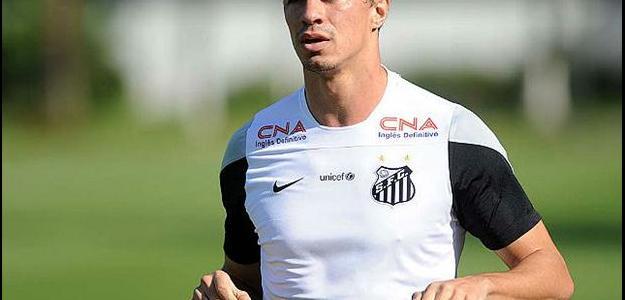 Leandro Damião pode trocar o Santos pelo Cruzeiro no próximo ano