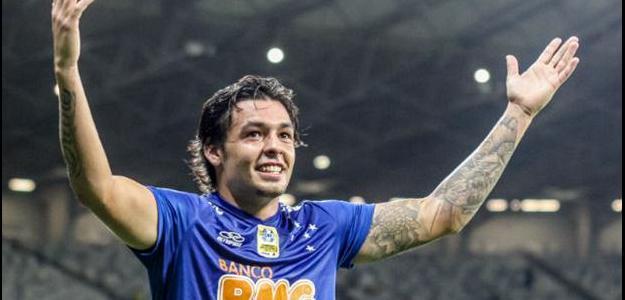 Ricardo Goulart foi um dos destaques do Cruzeiro e pode deixar a Raposa