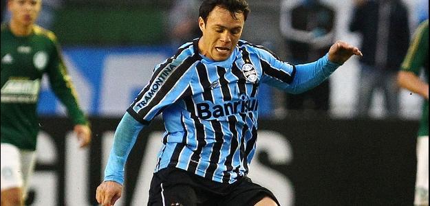 Jogador não vem tendo muitas oportunidades no Grêmio