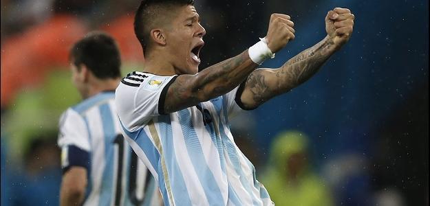 Rojo chegou a final da Copa do Mundo 2014 com a Argentina
