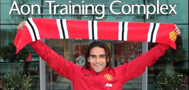 Falcao García é do United!