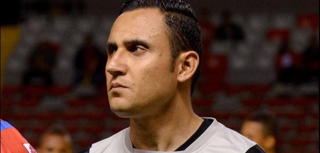 O goleiro Navas poderá ir para o Real Madrid
