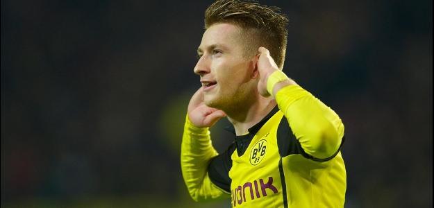 Reus Não ir permanecer no elenco do clube alemão