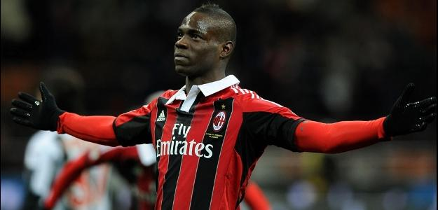 Balotelli poderá voltar a jogar na Inglaterra
