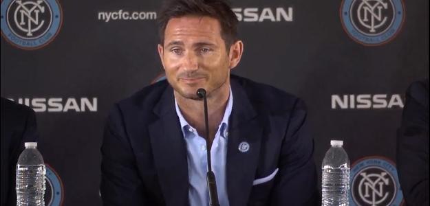 Lampard atuará no New York FC após 13 anos no Chelsea