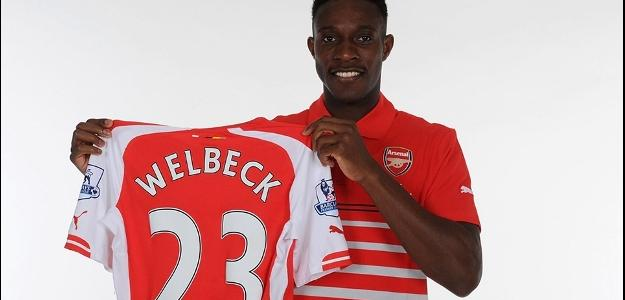 Welbeck é o novo reforço do Arsenal